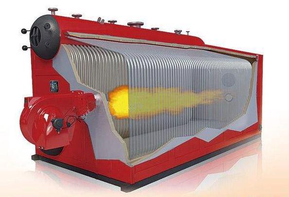 SZS型燃油气锅炉