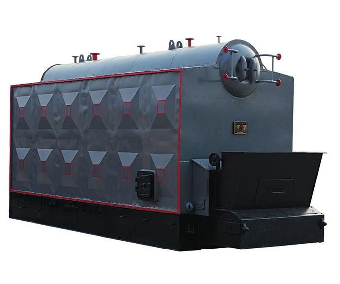 SZL双锅筒纵置式链条炉排生物质锅炉