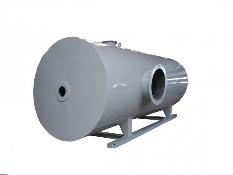 燃油气热风炉